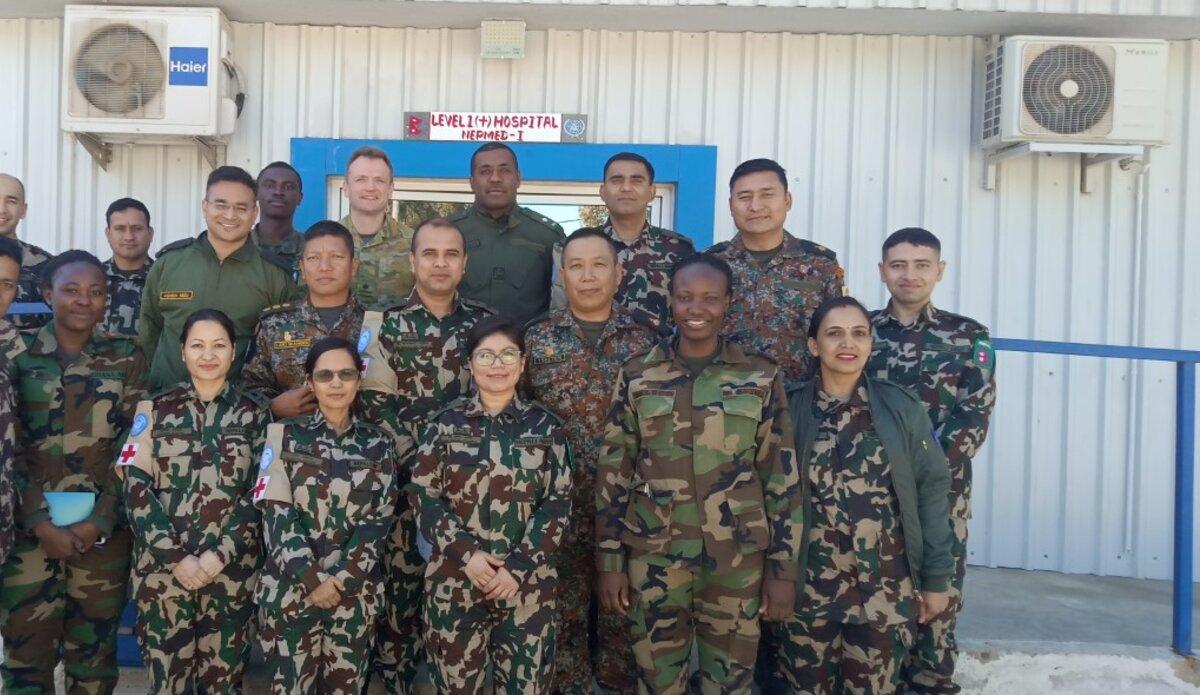 First Aid Training Team