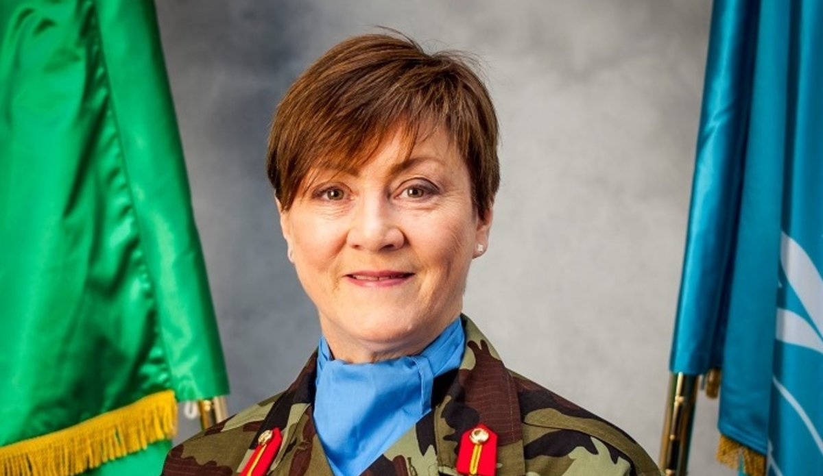 On the 18th of October 2019 Brigadier General Maureen O Brien was appointed Acting Force Commander of UNDOF until further notice.