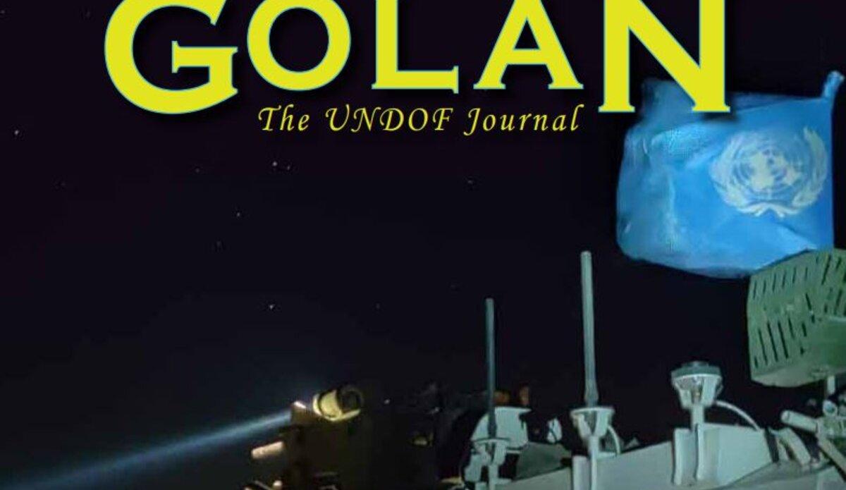 Golan Journal Oct - Dec 2020