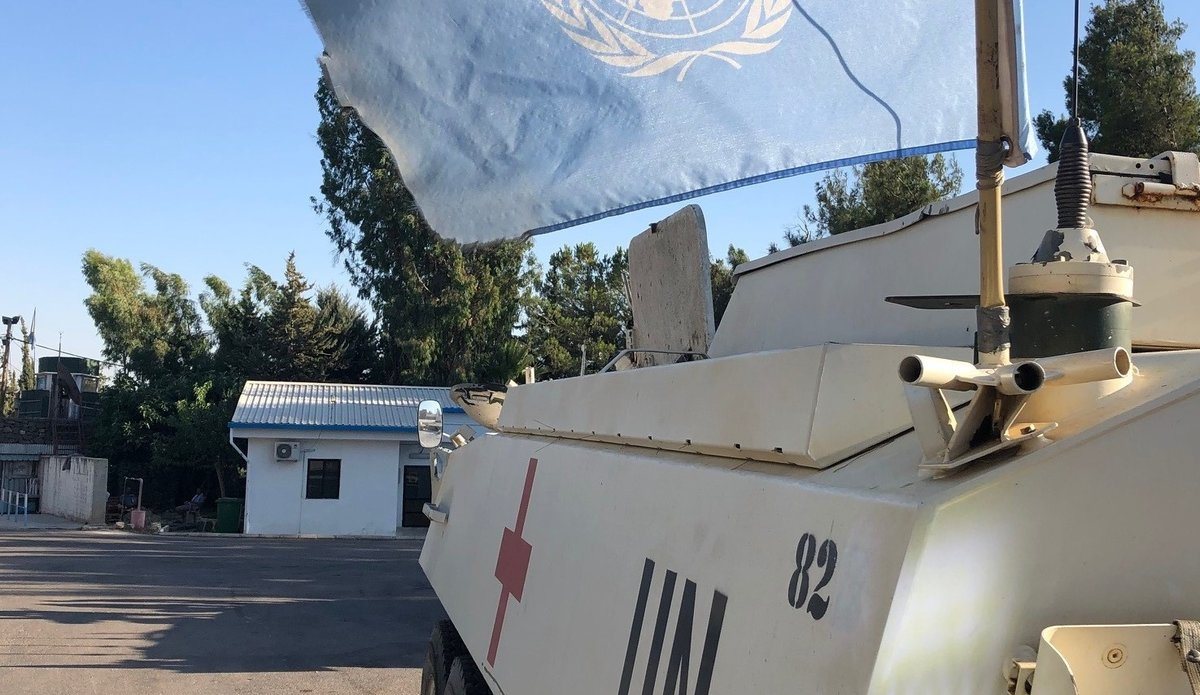 On Saturday the 24th of August 2019 UNDOF OPERATIONS BRANCH IN CONJUNCTION WITH FRC AND OGG CONDUCTED A JOINT MEDEVAC EXERCISE TO OGG OP 56