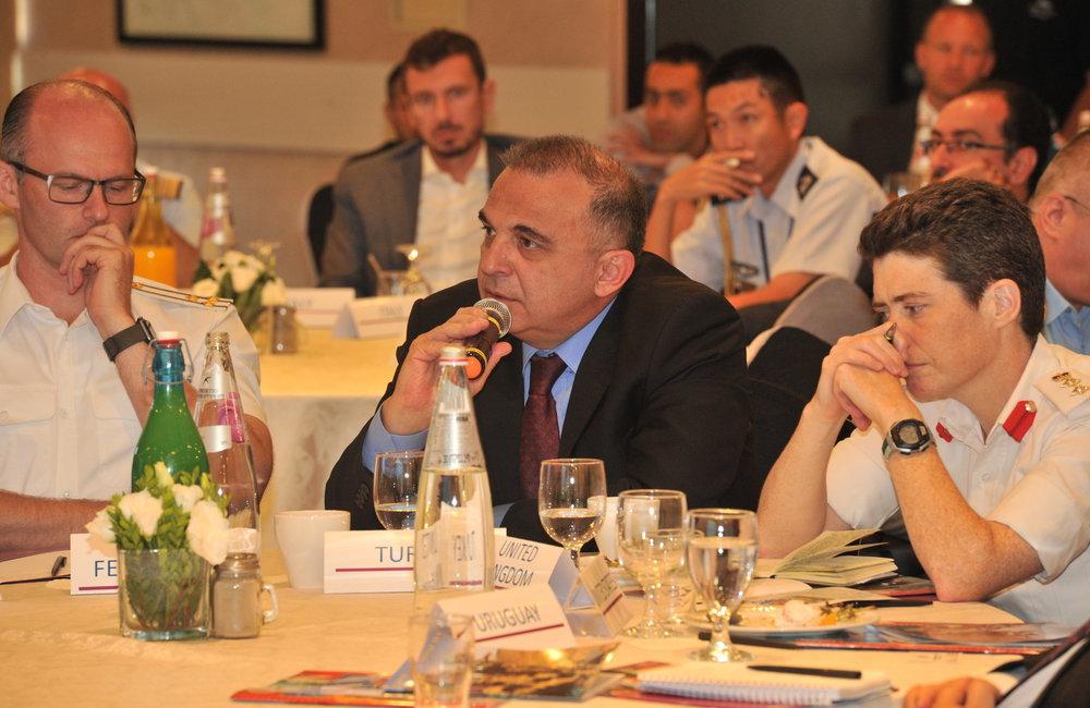 Turkish Ambassador H.E. Mr. Kemal Ökem