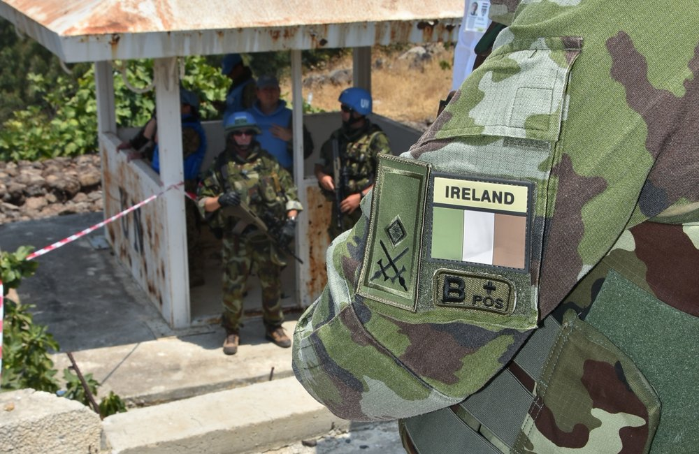 FRC Security during the Recce to UNP58