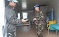 COVID-19 Preparedness and Response : Level One Plus Hospital, UNDOF