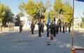 Medal Parade INDCON, UNDOF