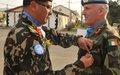 FRC Medal Parade