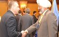 UNDOF hosts ambassadors day for