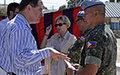 Ambassadors and Military Attachés visits