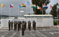 Finnish Delegation visit to UNDOF on 16 April 2019 at Camp Ziouani