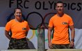 Force Reserve Company Irish Contingent Olympic Games