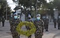 Celebration of Nepali Army day in UNDOF