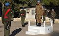 MILAD, Lt Gen Maqsood Ahmed visits UNDOF