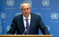 Statement attributable to the Spokesman for the Secretary-General on Syria