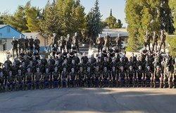 59 Inf Gp Irish Contingent FRC UNDOF HQ